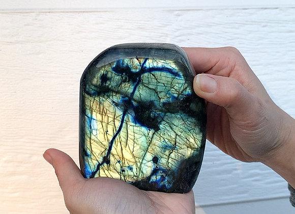 Labradorite Free Form