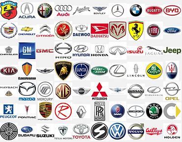 国内中古車市場にある人気自動車メーカー