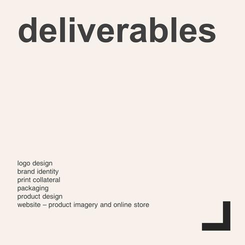 Delivarables