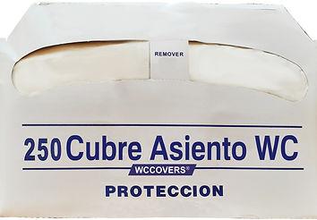 Repuesto papel Cubre WC