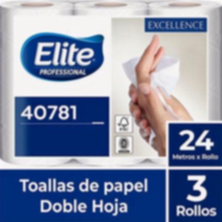 Toallas de papel Elite