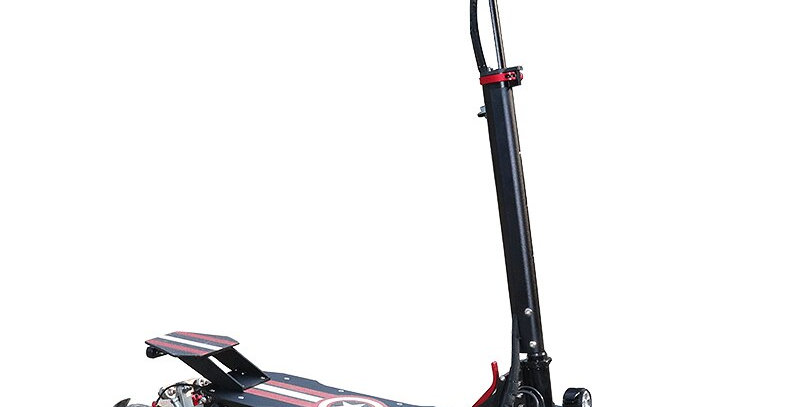 3 Wheels Longboard Electric Scooter Adult