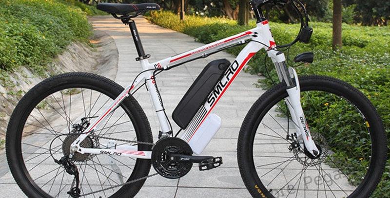 SLMRO Electric Mountain Bike 1000W / 500W 26'' 2020