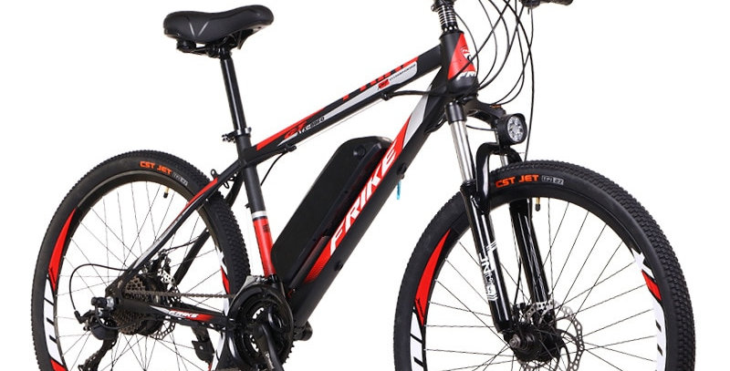 27 Speed Electric  Mountain Bicycle