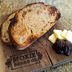 Toasted House Made Bread