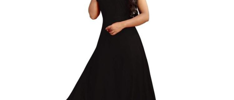 Kanika Trendy American Crepe Gowns