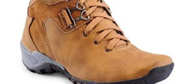 Castoes stylish Leather Boot's