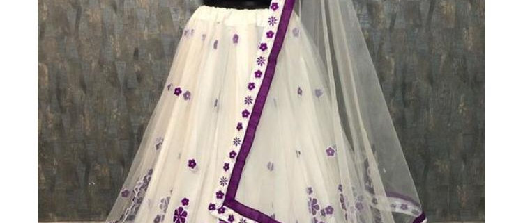 Versatile Embroidered women's Lehenga