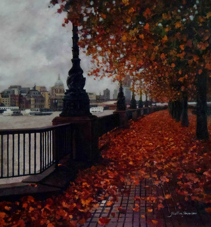 Southbank Autumn