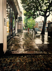 Rain in Hampstead 2