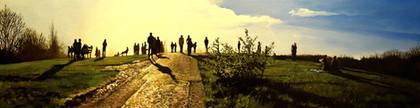 Climbing Parliament Hill
