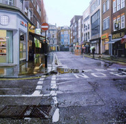 Old Compton Street and Dean Street