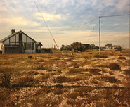 Dungeness in late summer