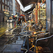 Wet Tables, Frith St, Soho