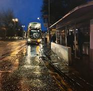 Night Bus, Brighton Pavilion