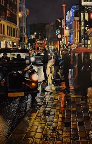 Les Mis (night) Shaftesbury Avenue