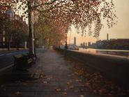 Opposite Battersea Park