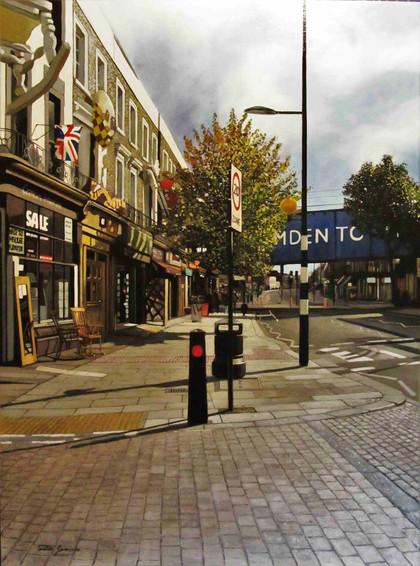Flying the Flag, Camden Town