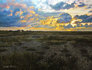 Sunrise at Dungeness