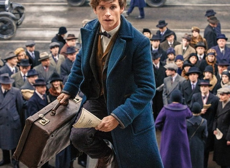 Harry Potter Evreninden Bir Karakter: Newt Scamander