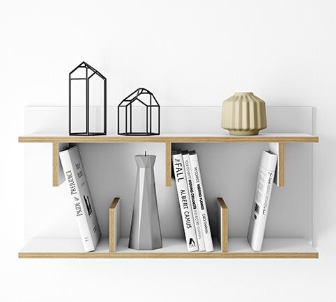 Vienna Bookshelf