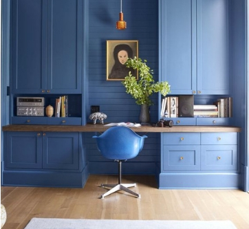 Paint Your Home Office For Success