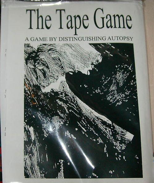 The Tape Game (DA-TG3)