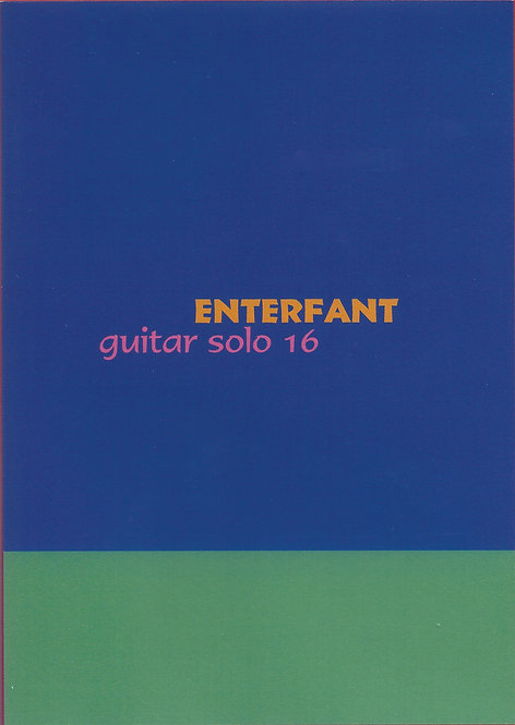 "Enterfant ""Guitar Solo 16"" (DA-G8)"