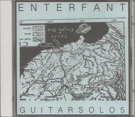 "Enterfant ""Guitar Solo 5"" (DA-G3)"