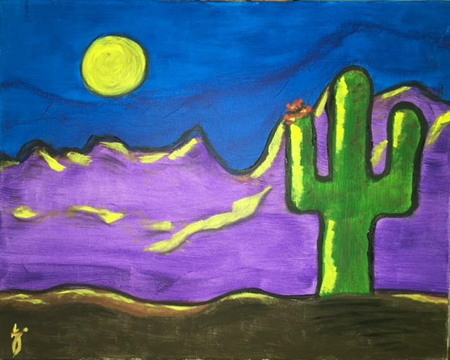 Cactus Serenade