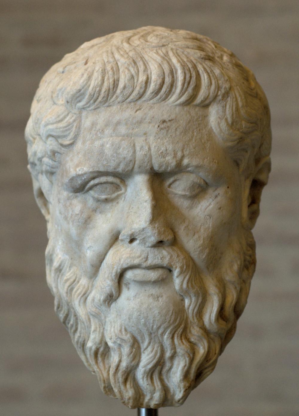 Platon (Image in public domain)