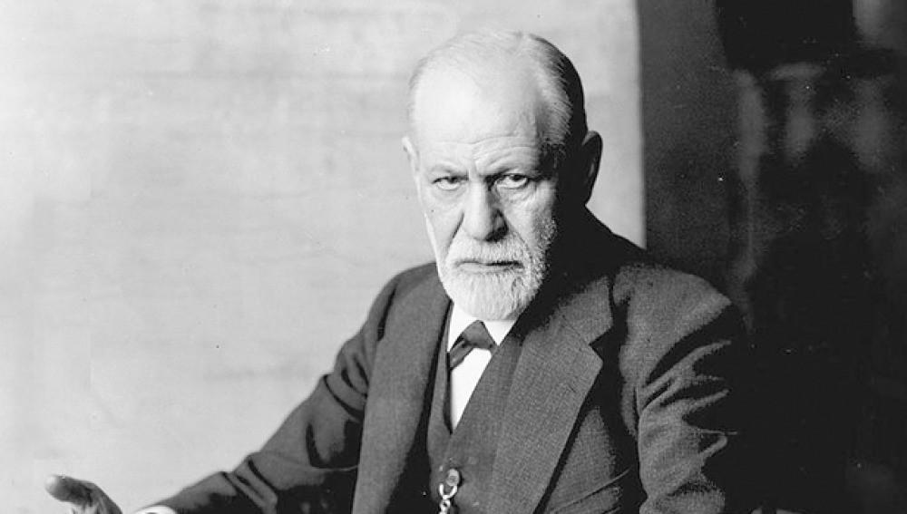 Sigmund Freud (Photo: https://www.firstdiscoverers.co.uk)
