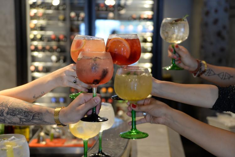 Nossos drinks