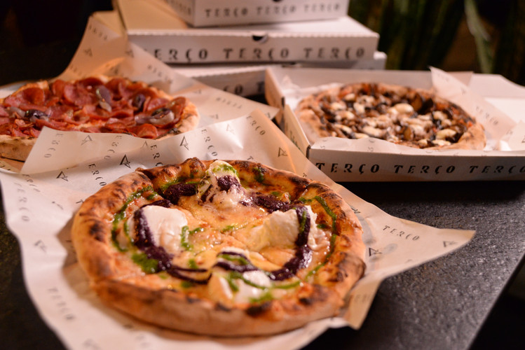Pizzas da casa