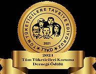GüvenilirArabam Tüm Tüketicileri Koruma Derneği Ödülü