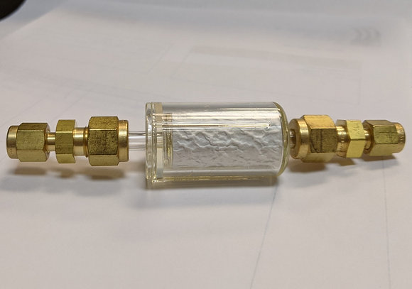 Split Filter with Fittings