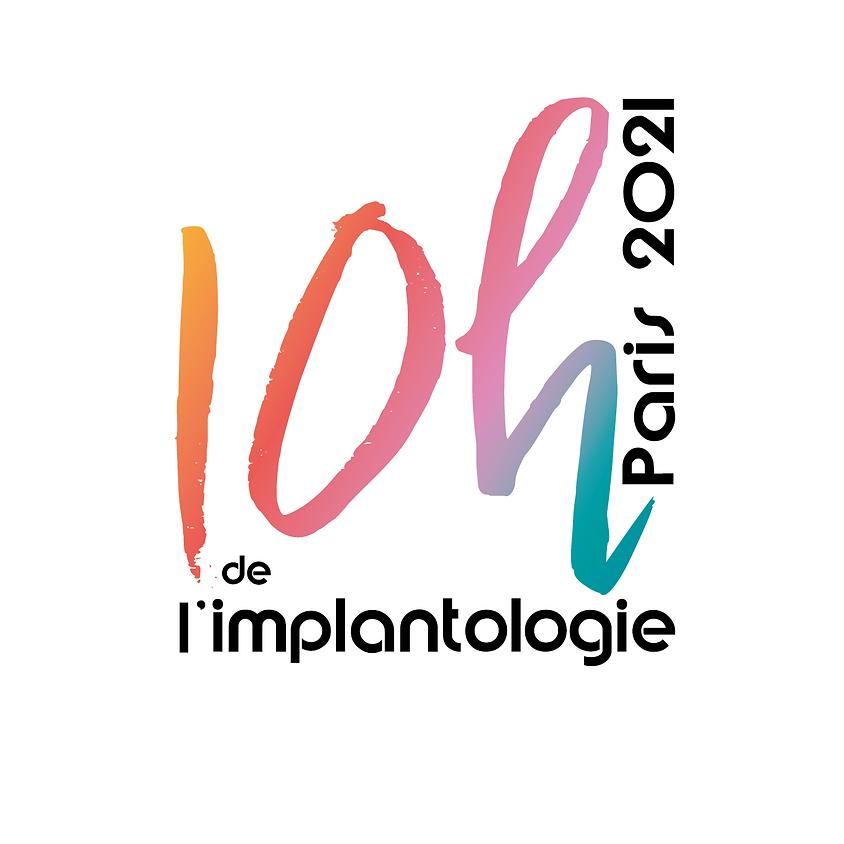10h de l'implantologie Paris 2021