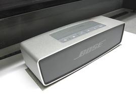 BOSE SoundLink Mini にレーザー刻印