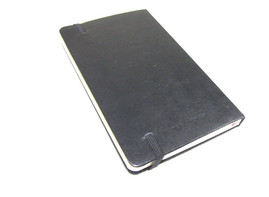 モレスキン(MOLESKINE)の手帳にレーザー刻印