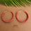 """Thumbnail: Créoles perles """" Adjoah"""""""