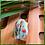 Thumbnail: bagues cauris colorées