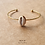 "Thumbnail: Bracelet jonc ""Cauris"""