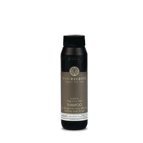 Organic Fragrance Free Shampoo