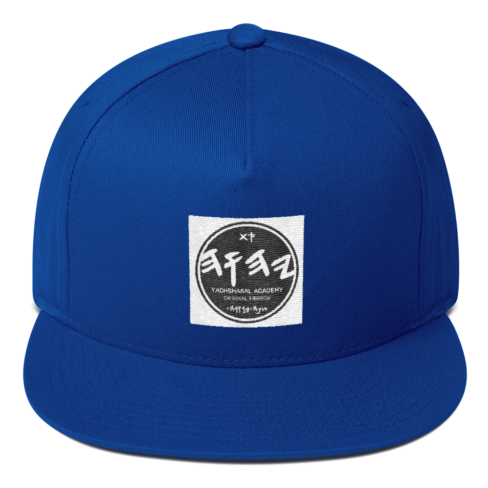 shapa-borara_Flat Bill Cap
