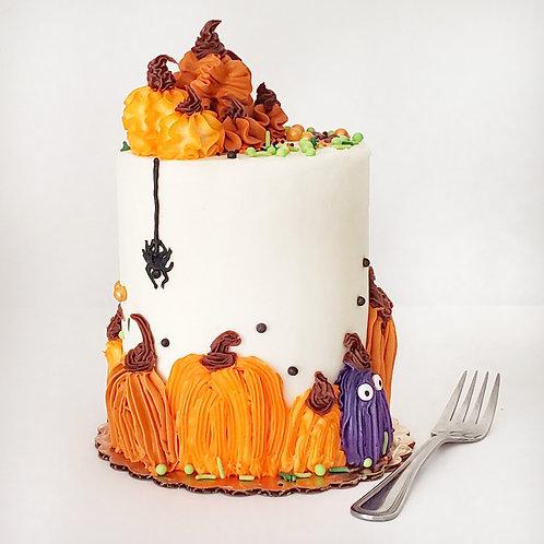Halloween Mini Cake
