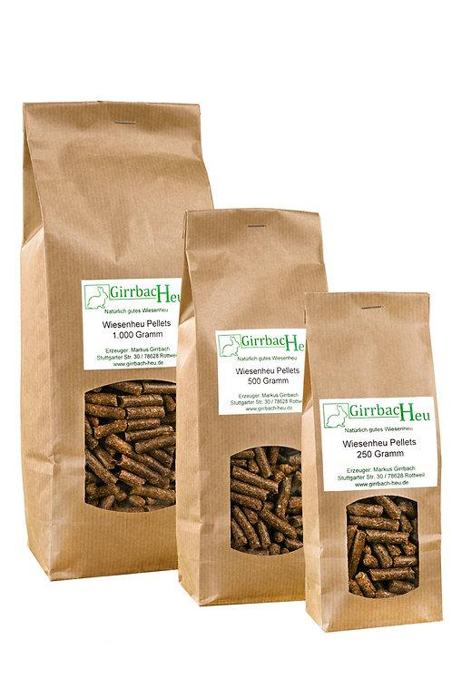 Wiesenheu-Pellets | Nahrungsergänzungsmittel