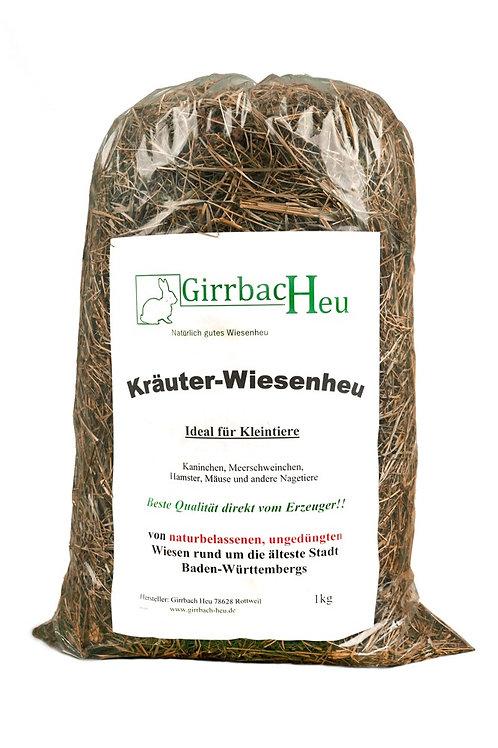 Kräuter-Wiesenheu
