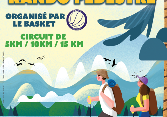 Dim 6 Sept - Randonnée BCSE