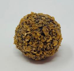 Truffe Framboise chocolat noir