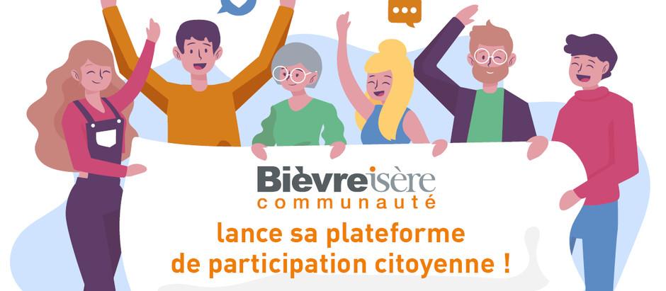 Plateforme Participative Bièvre Isère